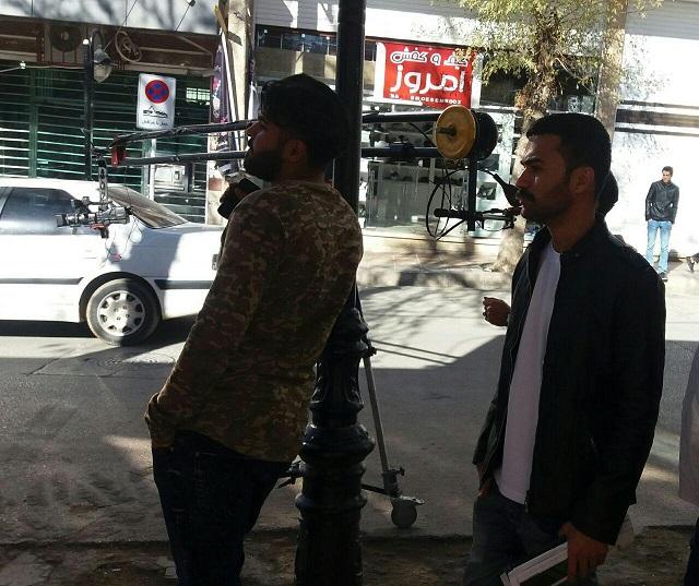 سعید کریمی فیلم پایی که جا ماند