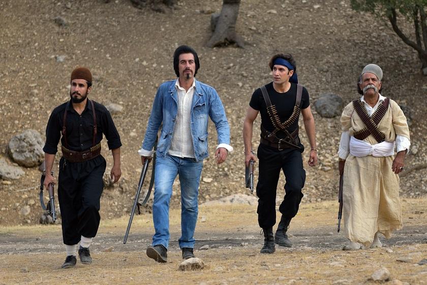 فیلم بلند یوزپلنگ - رضا دانشپژوه