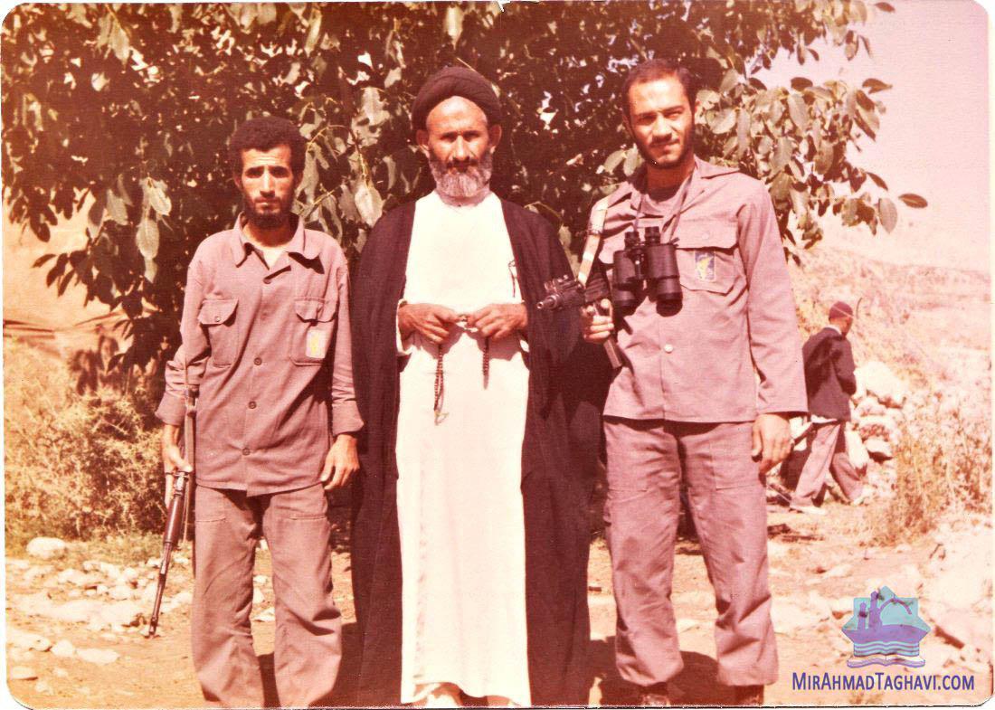 میر احمد تقوی