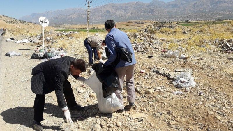 پاکسازی شهر یاسوج, پایگاه خبری تحلیلی یاسوج 24